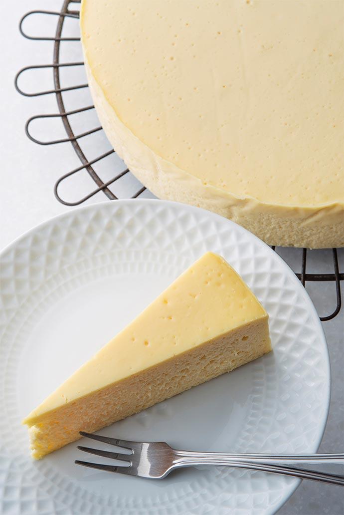 ニューヨークチーズケーキの画像