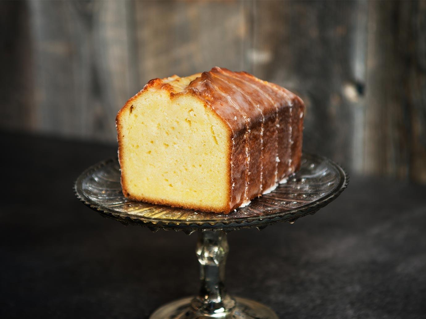レモングレーズケーキ
