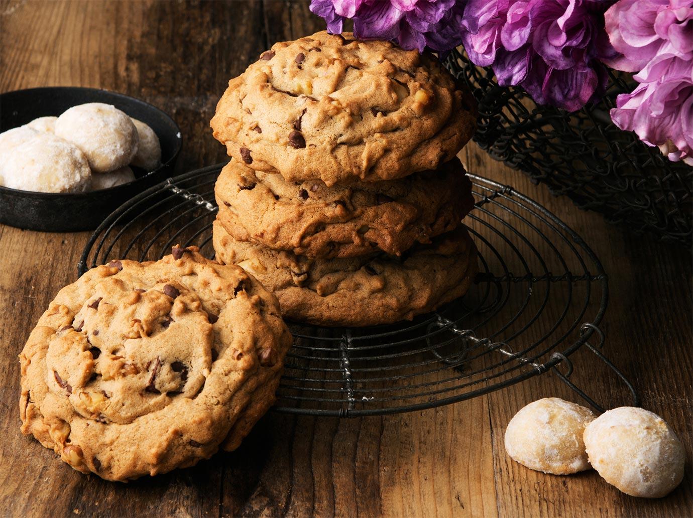 アメリカンチューイークッキーの画像