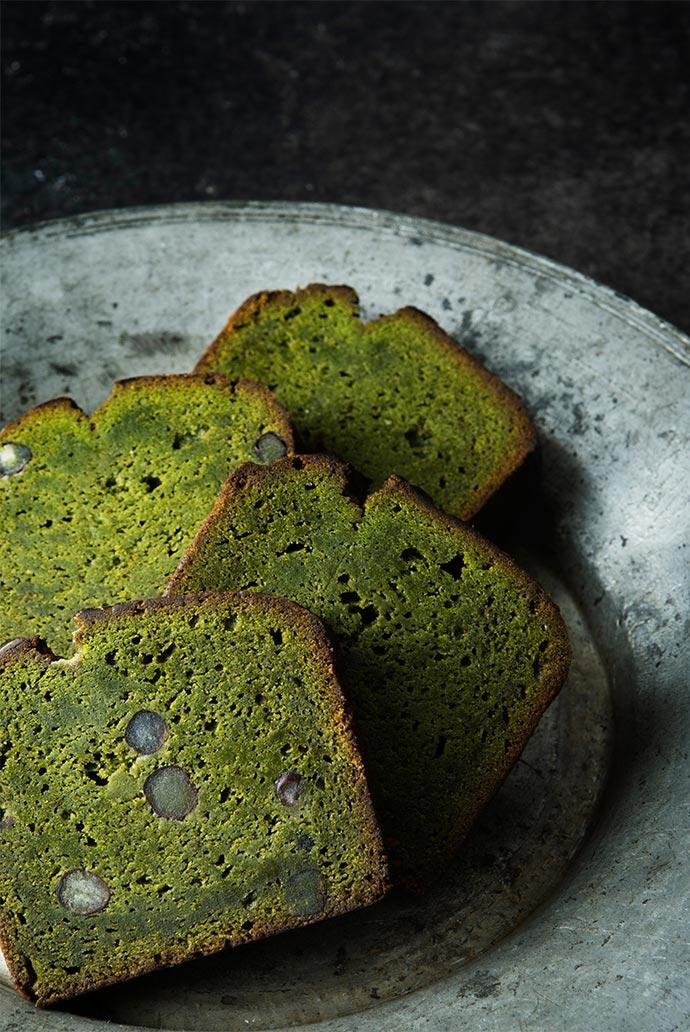グリーンティケーキ